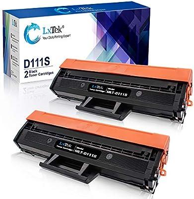 LxTek - Tóner Compatible D111S de Repuesto para Samsung MLT-D111S ...