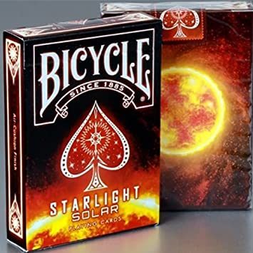 Bicycle Starlight Solar Deck - Cartas de Collectable Playing ...