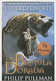 La brujula dorada (libreto propaganda del libro): Amazon