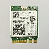 Dual Band Wireless-AC 7260 NGFF M2 Use For Intel AC 7260NGW 802.11ac 2x2 Wi-Fi + Bluetooth 4.0 Compatible with Lenovo Thinkpad T440 T540 X240 W540 L540 L440 Fru: 04X6007