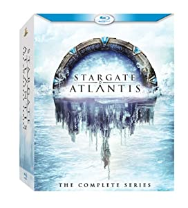 Stargate Atlantis: The Complete Series [Blu-ray] by MGM (Video & DVD)