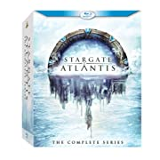 "Amazon Deal of the Day: ""Stargate Atlantis: The Complete Series"" for $44.99"