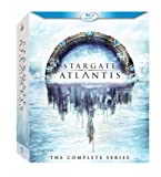 Image of Stargate Atlantis: The Complete Series [Blu-ray]