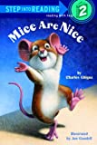 Mice Are Nice, Charles Ghigna, 0613161548