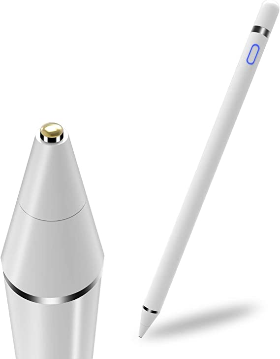 Broonel Black Mini Fine Point Digital Active Stylus Pen Compatible with The Winsing 10 Tablet