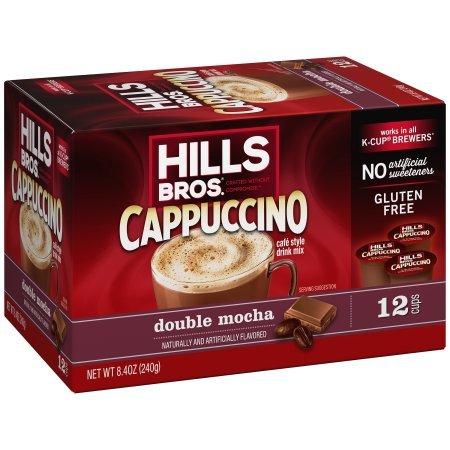 Hills Bros Double Mocha Cappuccino