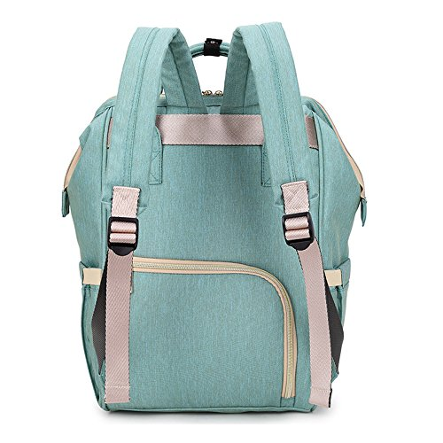 BigForest Maternity Multifunction Mummy Backpack Travel Tote Bag Baby Diaper Nappy Changing Handbag