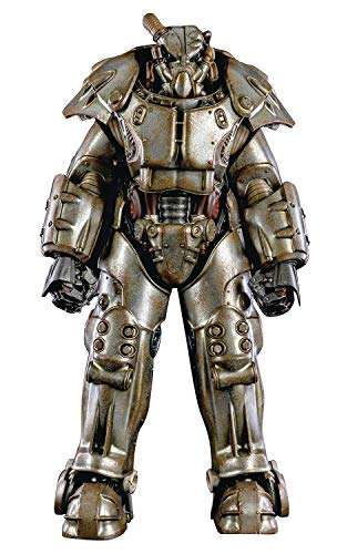 ThreeZero Fallout: X-01 Power Armor 1:6 Scale Collectible Figure, Multi-Color]()