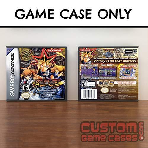 Gameboy Advance Yu-Gi-Oh! World Championship Tournament 2004 - Case