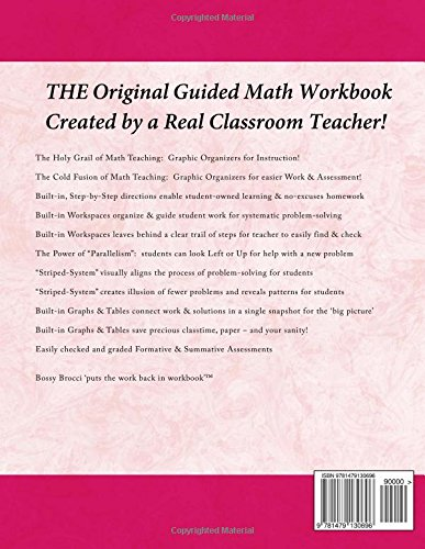 Amazon.com: Bossy Brocci's Numbers & Operations Student Workbook ...