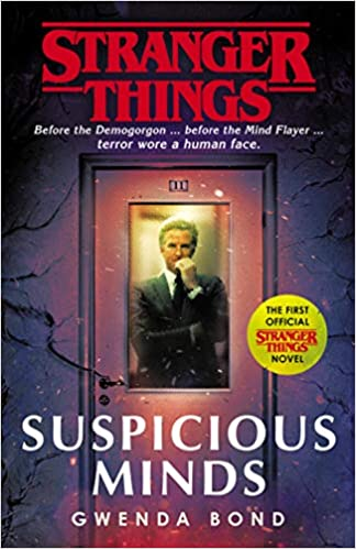 Amazon Fr Stranger Things Suspicious Minds The First