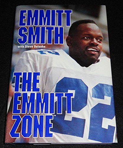 Emmitt Smith Signed 1994 The Emmitt Zone 1st Ed Hardback Book Cowboys - JSA Certified - NFL Autographed Miscellaneous Items - Cowboys Autographed Items