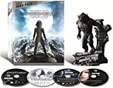 Underworld Quadrilogy (Ultimate Hero Pack) - 4-Disc Box Set & Lycan Figurine ( Underworld / Underworld: Evolution / Underworld: Rise of the Lycans / Underwo [ Blu-Ray, Reg.A/B/C Import - Netherlands ]