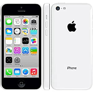 Apple iPhone 5c 16GB for in White AT&T, H2O, Cricket Wireless