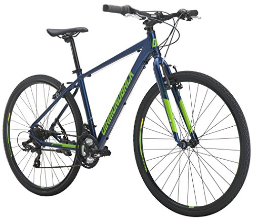 "Diamondback Trace St Dual Sport Bike, Blue, 20""/ Large"