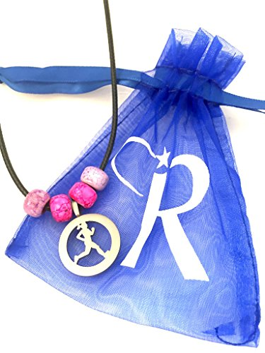 runner-girl-charm-necklace-with-artisan-beads-jewelry-by-run-inspired-designs