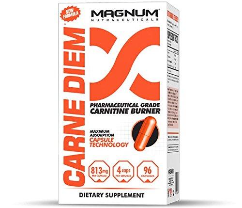 Magnum Nutraceuticals Carne Diem 96 Capsules - Carnitine Burner