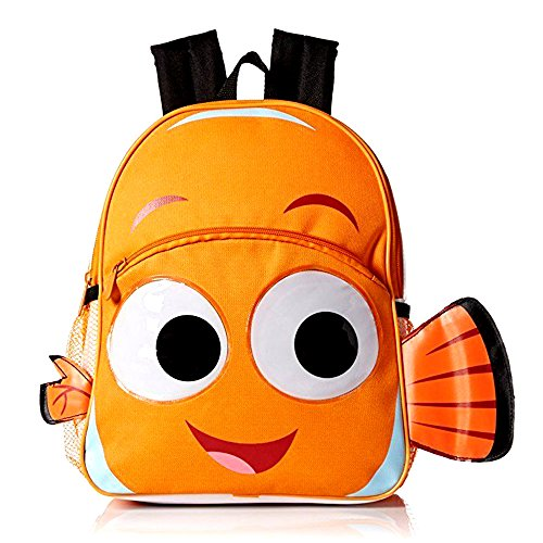 Disney Nickelodeon Marvel 11 inch Mini Backpack (Finding Nemo)