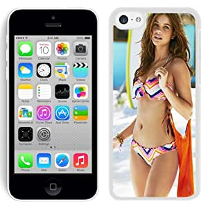 New Custom Designed Cover Case For iPhone 5C With Barbara Palvin Girl Mobile Wallpaper(38).jpg