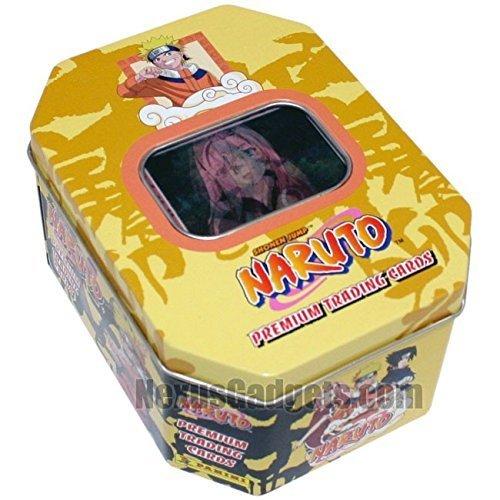 '06 Naruto Anime Collector Tin - Exclusive Naruto Card
