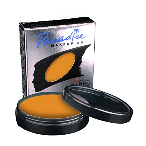 Mehron Paradise Face Paints - Orange (1.4 oz) ()