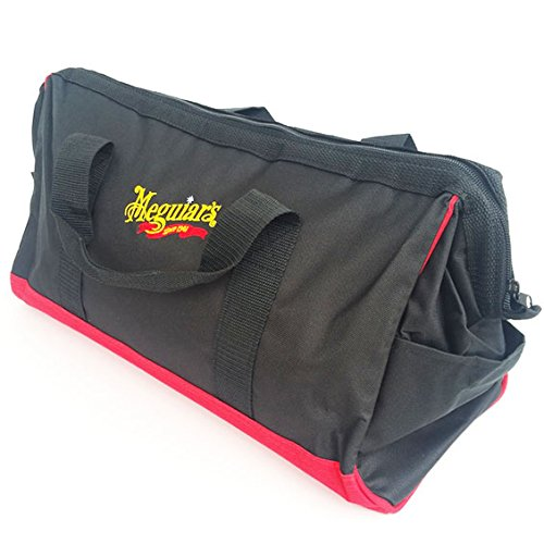 NEW 2016 Meguiars XL Detailing Storage Kit Bag **STORES ALL KIT IN ONE PLACE**