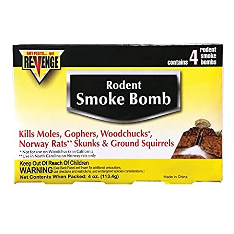 Revenge Smoke Bombs (Bomb Of Gas)