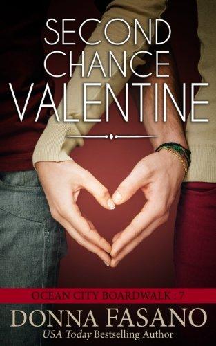 Second Chance Valentine (Ocean City Boardwalk Series, Book 7) (Volume 7)