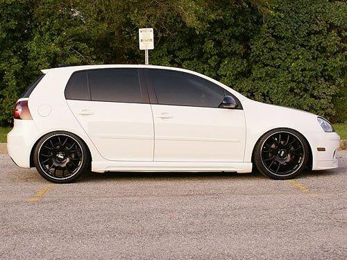 06-09 VW RABBIT//GTI MK5 EURO AB-TYPE STYLE SIDE SKIRTS