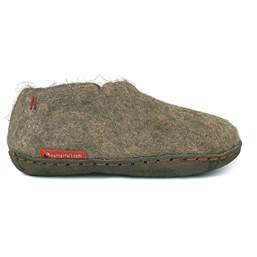 betterfelt Unisex Classic Woolen Shoes for Kids - All Natural Wool - Ultra Comfortable - Many Sizes and - Felted Booties Baby