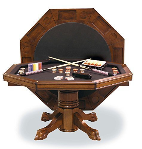 Signature Combination Game Table (Chestnut)