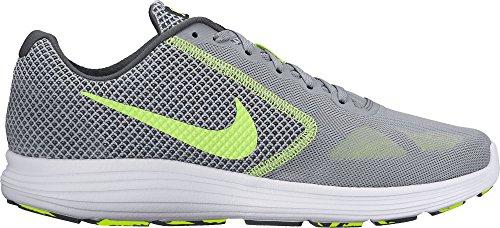 White Nike Volt Laufschuhe Grau Herren Anthracite STEALTH Revolution 3 wq184