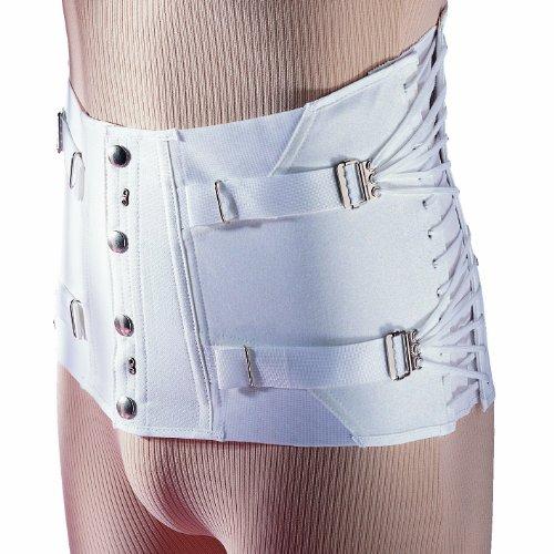 Men's Convertible-Invertible Lumbosacral Back Support Corset 519 (38)