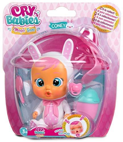 NEW! Cry Babies Magic Tears - Mini Coney - Baby Doll ()