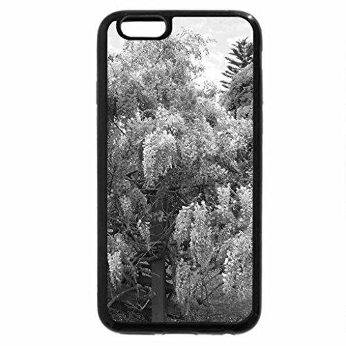 iPhone 6S Plus Case, iPhone 6 Plus Case (Black & White) - Beautival Mauve