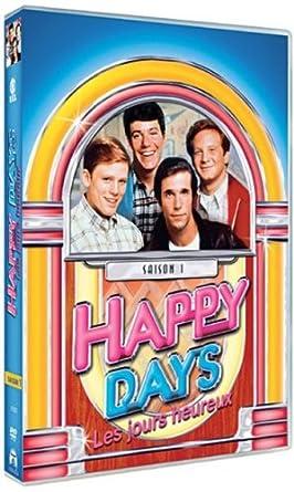 Happy Days - Intégrale Saison 1 [Francia] [DVD]: Amazon.es ...