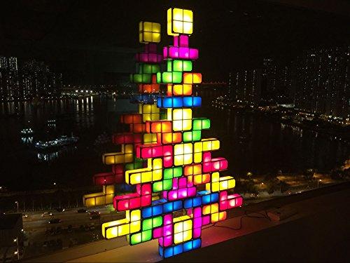 Tetris Light Lamp - 5