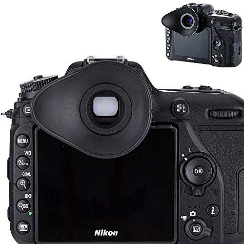 JJC Eyecup Eyepiece Viewfinder Eyeshade for Nikon D3500 D7500 D7200 D7100 D7000 D5600 D5500 D5300 D5200 D5100 D5000 D3400 D3300 D3200 D750 D610 D600 D300S Replaces Nikon DK-25 DK-22 DK-24 - Eyepiece Dslr