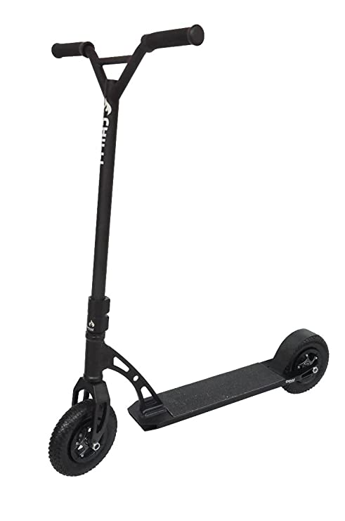 Chilli - Scooter Xtreme Dirt 200mm, Color Negro: Amazon.es ...