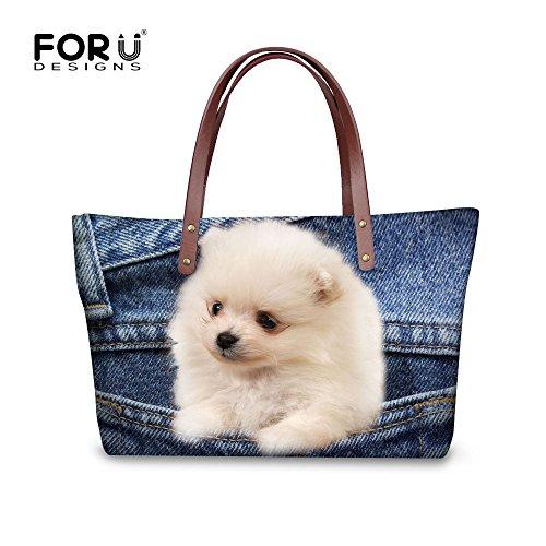 W8ccc1766al Women Satchel Handbags Handle Bags FancyPrint Shoulder Top Shopping qn787pTH