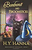 Bonbons and Broomsticks (BEWITCHED BY CHOCOLATE Mysteries ~ Book 5): Volume 5