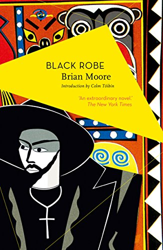 Black robe kindle edition by brian moore colm tibn literature black robe by moore brian fandeluxe
