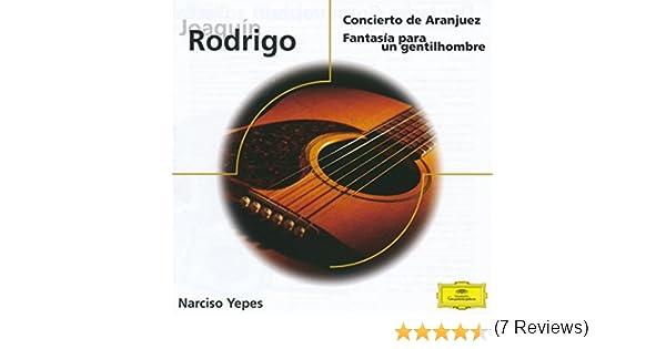 Concierto de Aranjuez: Narciso Yepes: Amazon.es: Música