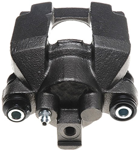 Ford Explorer Brake Caliper - ACDelco 18FR1914 Professional Rear Passenger Side Disc Brake Caliper Assembly without Pads (Friction Ready Non-Coated), Remanufactured