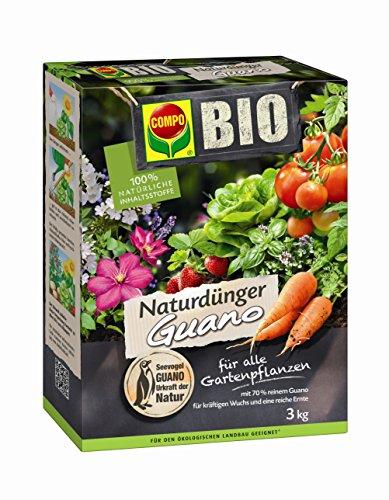 Compo Naturdünger, Guano 3kg