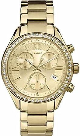 Timex - Reloj de Pulsera para Mujer