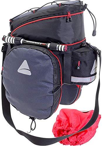 Axiom Bag Trunk Seymour O-Weave Exp 19+ Gy/Bk