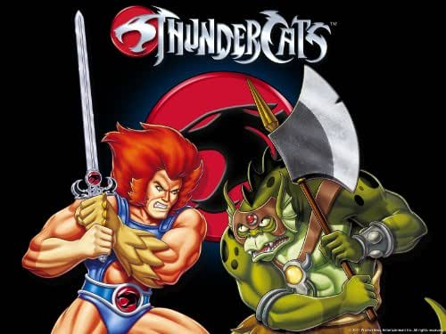 ThunderCats (Original Series): The Complete First Season, Volume 1