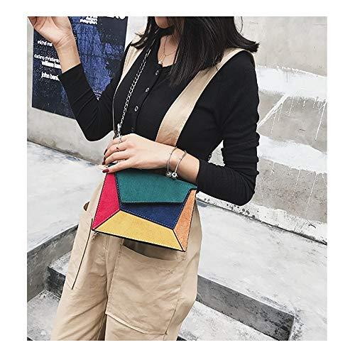 Del Bolso Red La Pu Con Baachang Señoras Persigue Green Diseñador De Crossbody Para Bolsos Estilo Los El color Las Mujeres zxxYU8qX