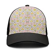 Owdkajds Diamond Heart Pattern-01 Unisex Adjustable Baseball Cap Vintage Dad Hat